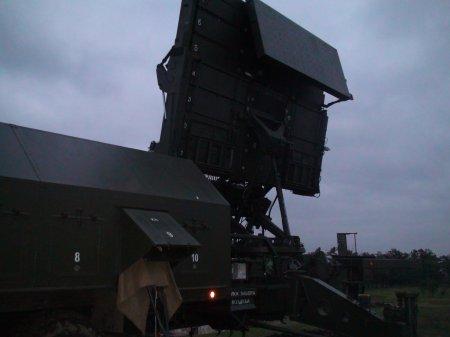 Военные испытали новейшую радиолокационную систему