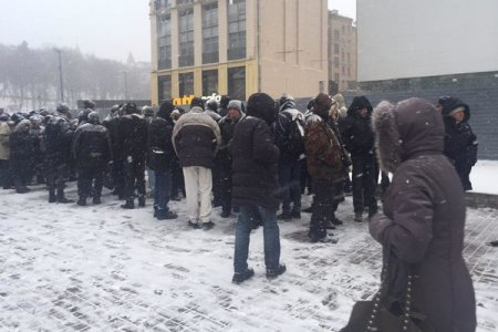 """Очередное собрание участников  """"шатун-майдана"""""""