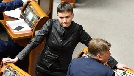 Савченко разозлила украинцев новым пророссийским поступком