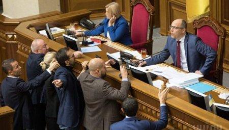Постоянные нарушения регламента: действительно ли в украинском парламенте нет коалиции
