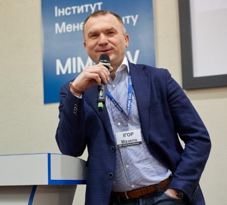 Игорь Мазепа перечислил драйверы роста украинской экономики