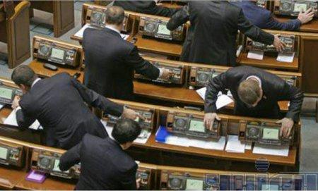 В Раде хотят ввести новые меры по борьбе с кнопкодавством