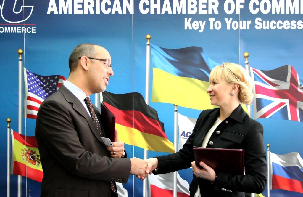 Виктория Лесничая, вице-президент EEIG