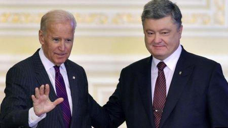 Против Порошенка и Байдена открыли  уголовные дела в Украине