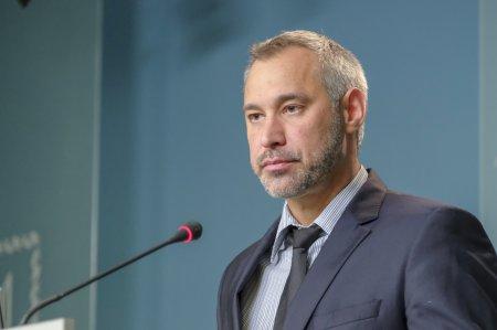 Рябошапка назвал способ договоренности между Ермаком и Джулиани явно непрозрачными и теневым
